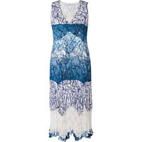 Chesca Scribble Print Dress
