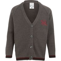 The Westgate School Girls Cardigan, Grey