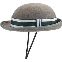 Buckholme Towers School Girls Winter Hat, Grey
