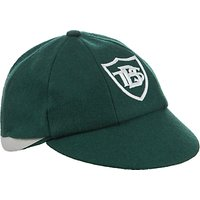 Buckholme Towers School Boys Cap, Bottle Green