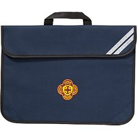 Denstone College Preparatory School Book Bag, Navy