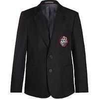 Holy Family Catholic School and Sixth Form Boys' Blazer, Black