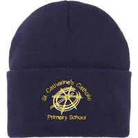 St Catherines Catholic Primary School Ski Hat, Navy