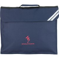 Howells School Girls Book Bag, Navy