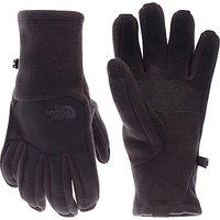 The North Face Mens Denali Etip Gloves, Black