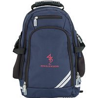 Howells School Backcare Backpack, Navy