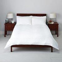 John Lewis & Partners Kate Seersucker Duvet Cover and Pillowcase Set