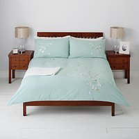 John Lewis Chinese Blossom Duvet Cover and Pillowcase Set