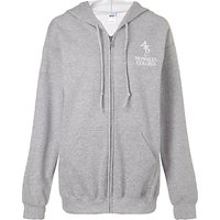 Howells College Unisex Hooded Top, Grey
