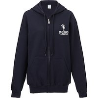 Howells College Unisex Hooded Top, Navy