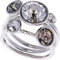 Ted Baker Jackie Jewel Clustered Ring