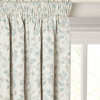 John Lewis & Partners Sherwood Pair Lined Pencil Pleat Curtains