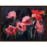 James Fullarton - Pink Poppies