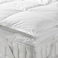 John Lewis Goose Down Mattress Topper