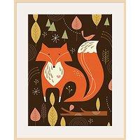 Tracey Walker - Fox in the Wood
