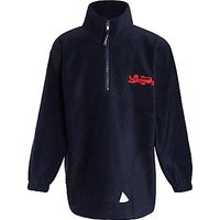 Winchester House School Fleece, Navy