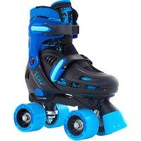 SFR Racing Storm 2 Roller Skates, Blue/Black