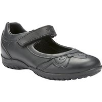 Geox Shadow Bow Shoes, Black