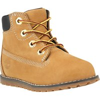 Timberland Childrens Pokey Pine 6 Boots, Wheat