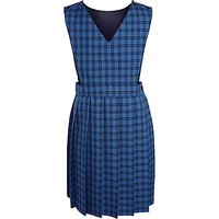 St Marys School, Cambridge School Girls Tunic Dress, Tartan
