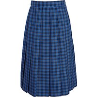 St Marys School, Cambridge Girls Skirt, Tartan