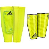 Adidas X Pro Lite Shin Pads, Solar Yellow/Black