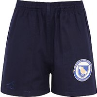 St Johns International School Boys Rugby Shorts, Navy