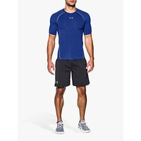 Under Armour HeatGear Armour Compression T-Shirt, Royal Blue