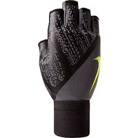 Nike Dynamic Training Gloves, Grey/Black