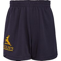 Colfes School Girls PE Shorts, Navy
