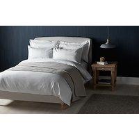 John Lewis Croft Collection Herringbone Stripe Bedding