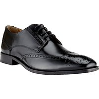 John Lewis Brosnan Leather Lace-Up Brogues
