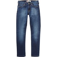 Levis Boys 520 Skinny Fit Jeans, Blue