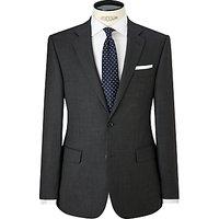 John Lewis and Partners Birdseye Wool Regular Fit Suit Jacket