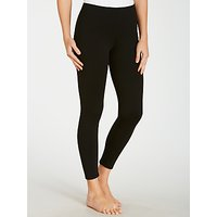 Maidenform Firm Control Leggings, Black