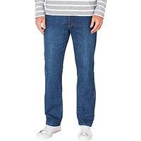 John Lewis Stretch Straight Denim Jeans