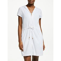 John Lewis Zip Towelling Dress