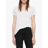 AllSaints Malin Silk Blend T-Shirt