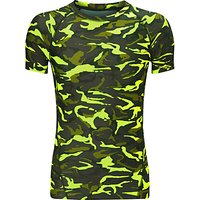 Human Performance Engineering HPE Combat Compression Training Top, Green