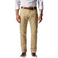 Dockers Alpha Stretch Twill Slim Tapered Trousers, New British Khaki