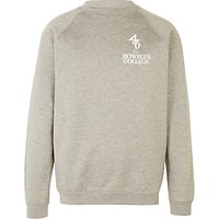 Howell's College Unisex Sweatshirt, Grey