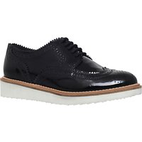 KG by Kurt Geiger Knox Mid Wedge Heeled Brogues