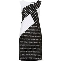 Betty Barclay Lace Dress, Black/White