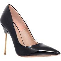 shop for Kurt Geiger London Britton Court Shoes, Black Patent at Shopo