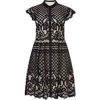 Studio 8 Sydney Lace Dress, Black
