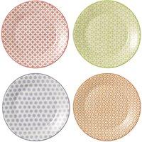 Royal Doulton Pastels Plates, Set of 4
