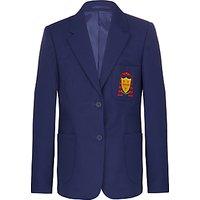 The John Henry Newman Catholic School Girls Blazer, Royal Blue