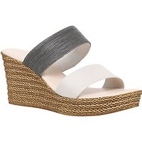 shop for Carvela Comfort Sybil Platform Sandals, Beige Comb at Shopo