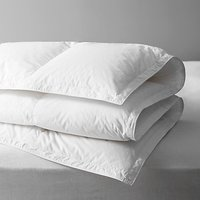 John Lewis and Partners The Ultimate Collection Mountain Goose Down Duvet, 4.5 Tog