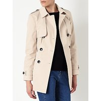 John Lewis & Partners Short Trench Coat